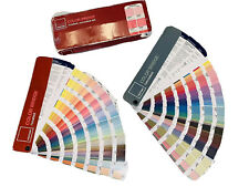 Pantone Color Bridge Coated Amp Uncoated Set Printing Graphics Make Up Paint Uses