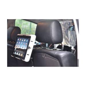 Onyx No Drill Car Back Seat Headrest Mount Holder Ipad