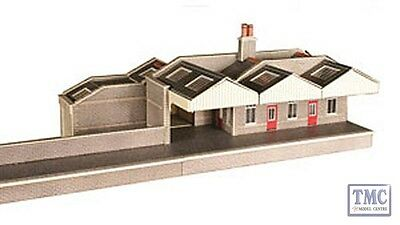 PN131 Metcalfe N Gauge Parcels Office & Waiting Rooms Card Kit