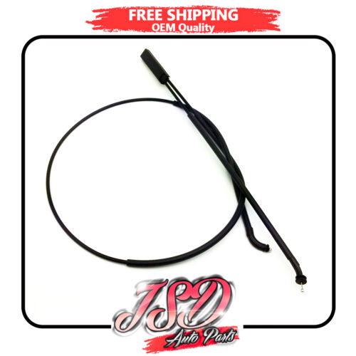 New Engine Hood Release Cable for 07-14 BMW X5 E70 3.0 4.4L 51237184456
