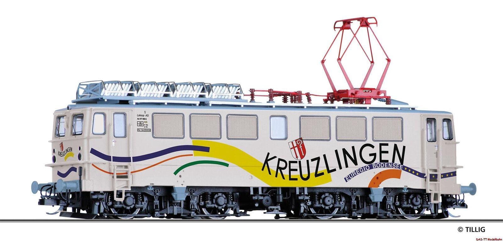 TT E-Lok Ae 477 900-5 Kreuzlingen Lokoop AG Ep.V 6 Lüftergitter Tillig 501732