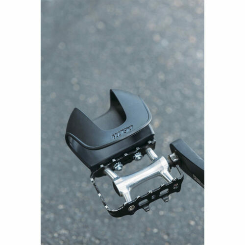 Delta Cycle Foot Fenders Strapless Toe Clips