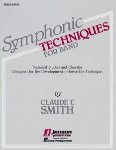 2019 Nouveau Style Symphonic Techniques Pour Bande Percussion Symphonic Techniques 025320140 Neuf-afficher Le Titre D'origine