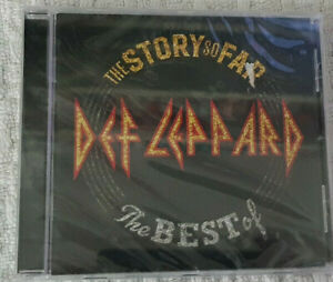 CD-Album-The-Story-So-Far-The-Best-Of-Def-Leppard-NEW-amp-Sealed