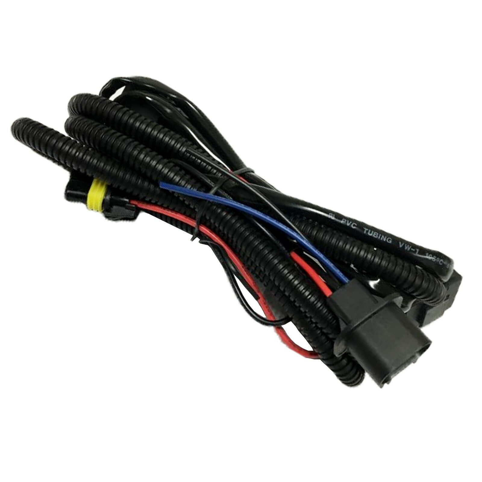 relay wiring harness for high low beam hid xenon kit for 9004 9007 please note that this relay is not suitable for bi xenon conversion kit this is for high low beam high halogen and low hid only