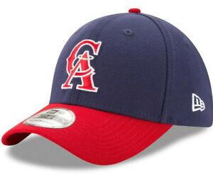 CALIFORNIA-LOS-ANGELES-ANGELS-CA-MLB-VTG-NEW-ERA-39THIRTY-SIZE-M-L-HAT-CAP-NEW