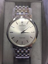 Movado Stainless Steel Automatic Men's Watch