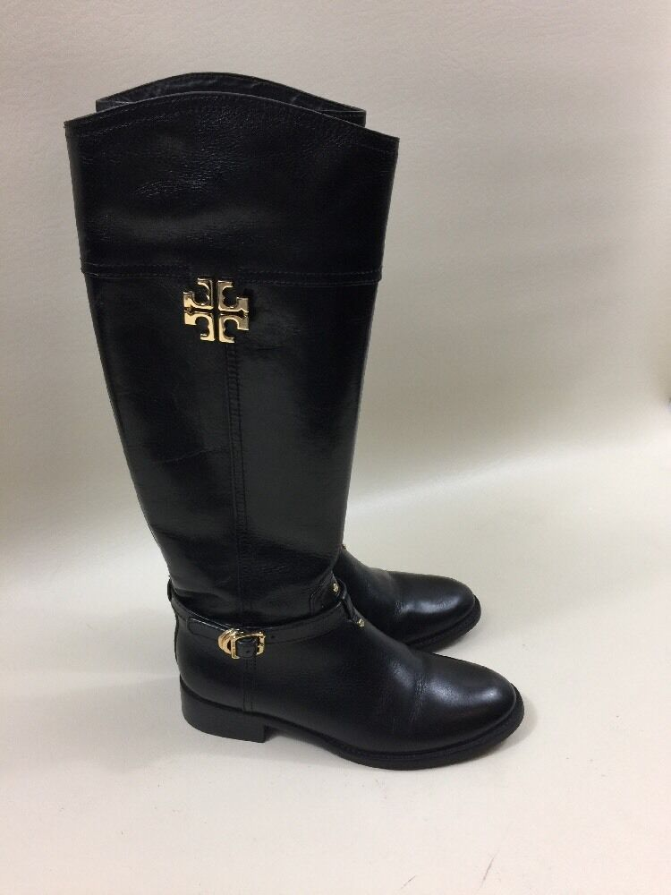 Tory Burch  Eloise Ridding Boots MRSP 495. Size 7.5M