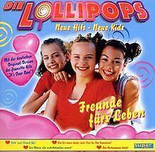 Freunde-Fuers-Leben-von-die-Lollipops-CD-Zustand-gut