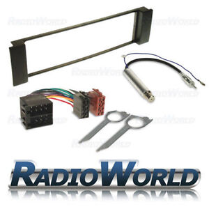 Seat-Leon-MK1-Stereo-Radio-Fascia-Facia-Panel-Fitting-KIT-Surround-Adaptor