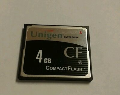 1G RoHS Compliant Type I CompactFlash 1GB STEC CF Compact Flash memory card