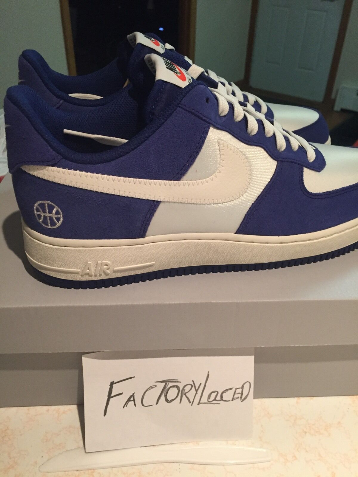 Nike Air Force One Low Net Collectors March Madnes