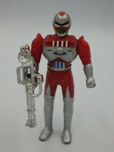Vintage-pvc-figurine-red-flash-generation-accessory-bandai-12-cm-articulated