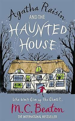 Agatha Raisin and the Haunted House by M.C. Beaton, Paperback RRP £7.99