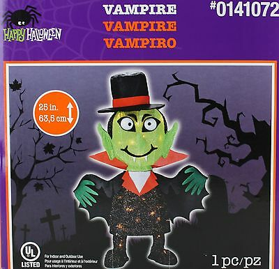Halloween 30 In Tall Devil Garfield 70 Clear Bulbs Indoor Outdoor Use For Sale Online Ebay