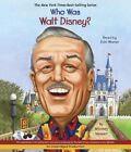 Who Was Walt Disney? by Whitney Stewart (CD-Audio, 2016)
