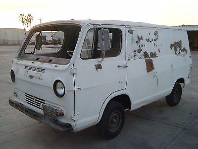 1965 Chevy G10 Van