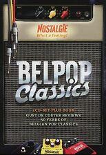 Belpop Classics (Kids, Octopus, Pebbles, 2 Belgen, TC Matic,...) (2CD + Booklet)