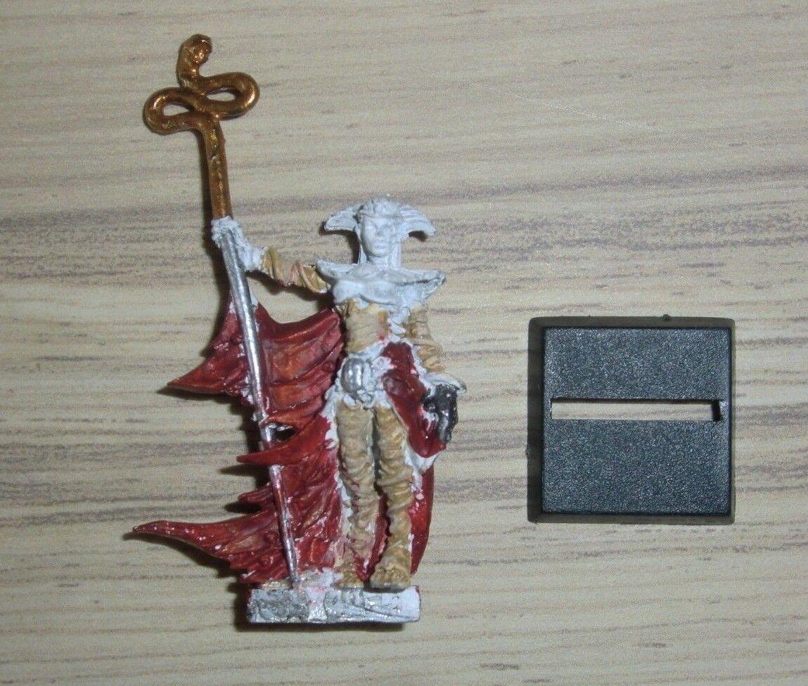 Warhammer Fantasy Tomb Kings Queen Khalida-métal