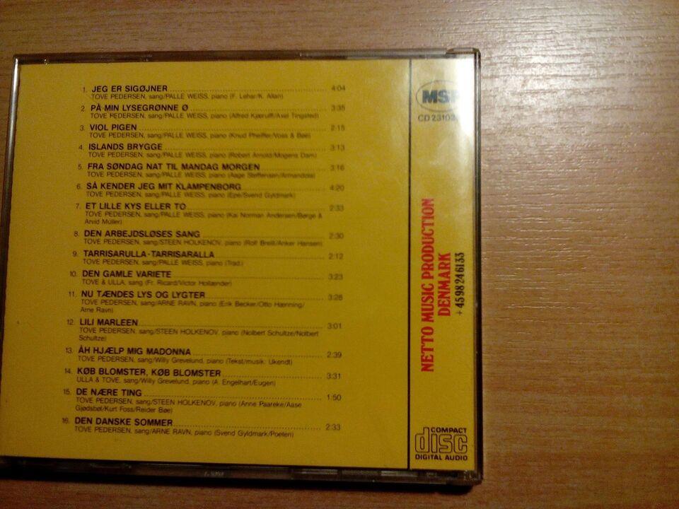 Syngepigen Tove: 16 Gyldne hits, andet