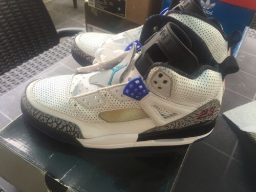 huge selection of 699a5 3b875 Us White Spiz ike Superbe 7 5 Jordan Clément Authentique Air qHwgwBSf