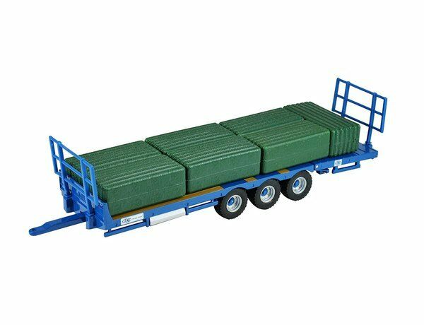 43218 Britains Kane Bale Trailer 1 32 scale New Boxed