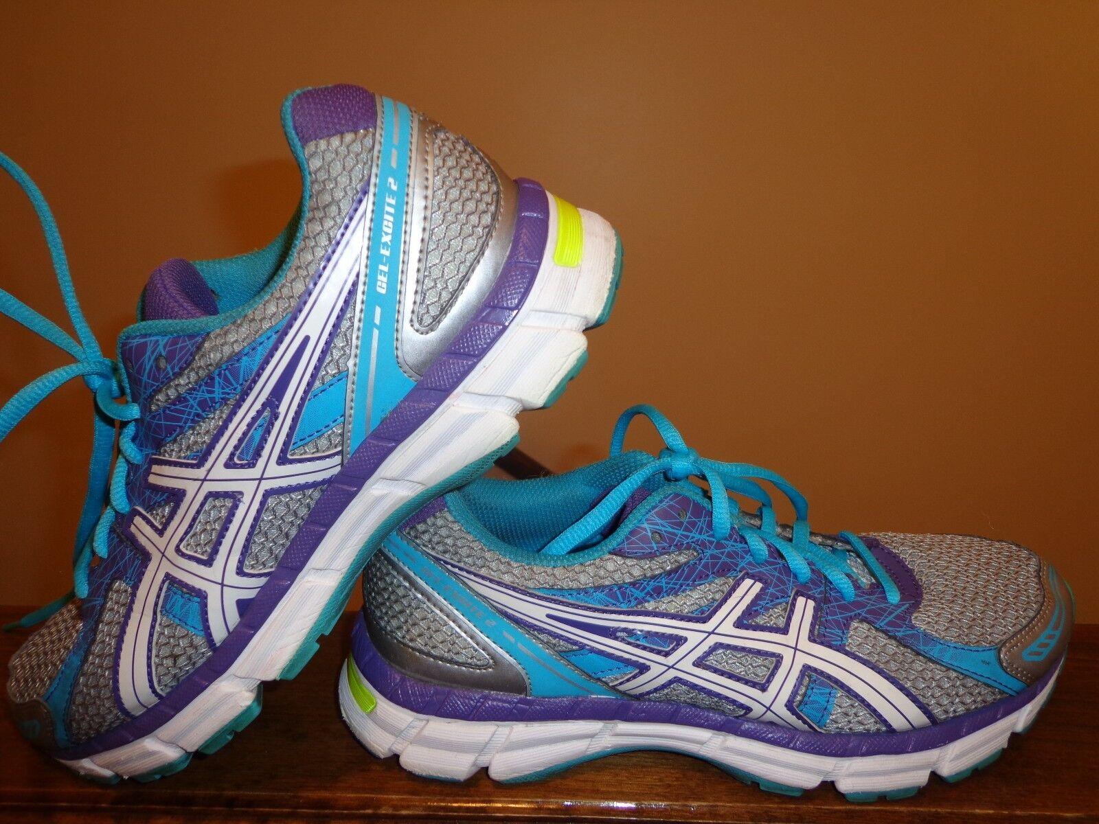Asics Gel-Excite-2 Athletic Women's shoes Multi-color US-Size 8.5