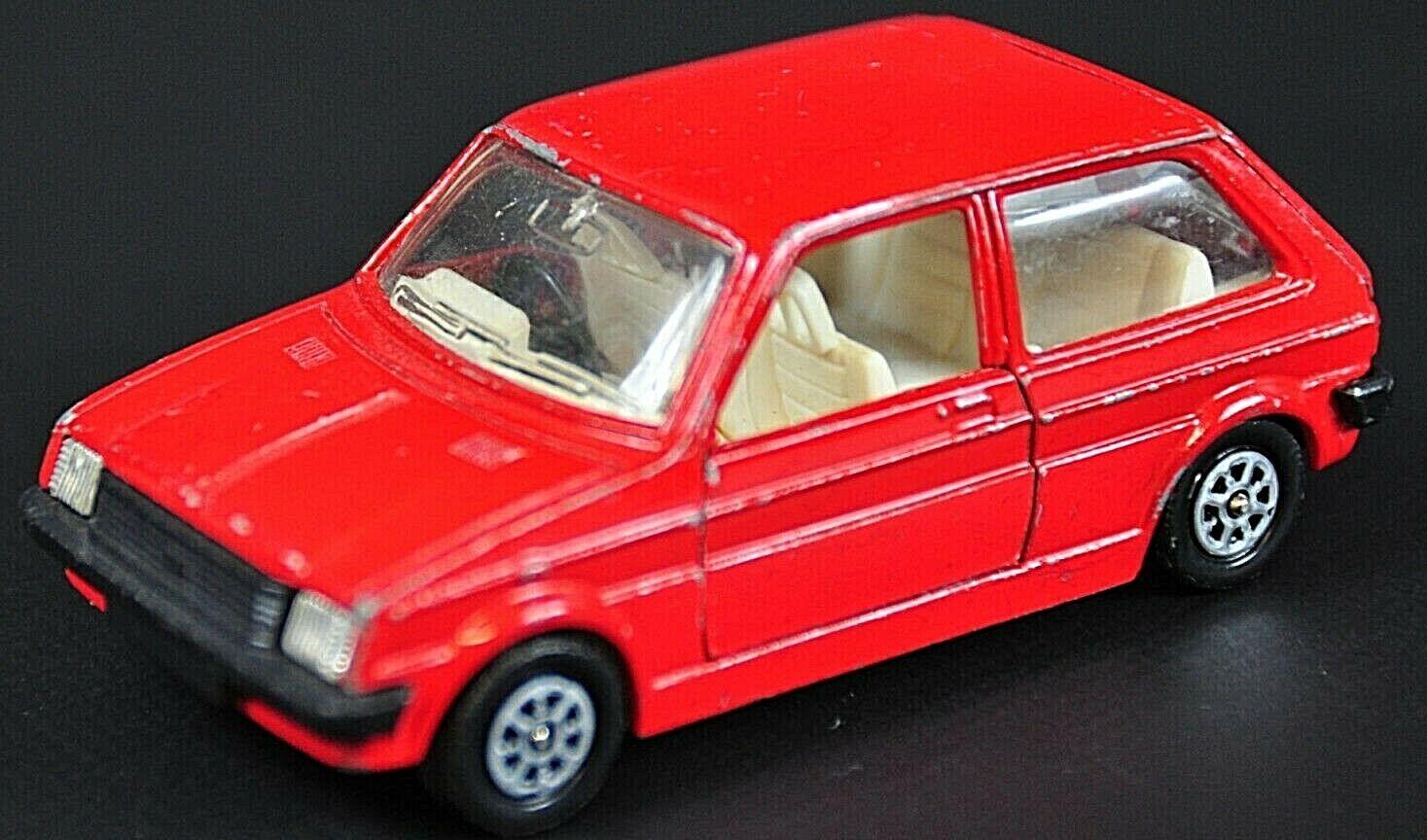 Corgi Toys Austin Mini Metro 1.3 HLS Modellauto Vintage Modellauto RARITÄT 5B4  | Verkaufspreis
