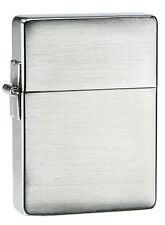 Zippo Windproof Replica 1935 Brushed Chrome Lighter, Item 1935.25, New In Box