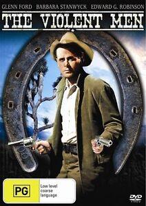 The-Violent-Men-DVD-Glenn-Ford-Like-New-Free-Postage