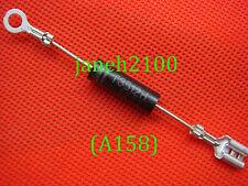 Black 12KV 350mA 2 Pin Single Way High Voltage T3512H Diode Rectifier E1V3