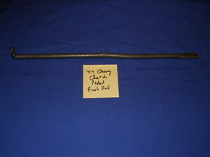57 Chevy Pass Car Clutch Push Rod
