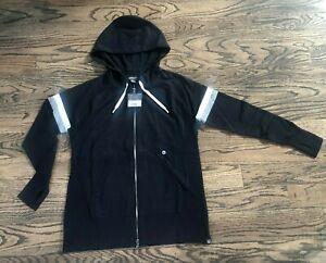 a4aaab0ac2ce3 EDDIE BAUER Women s Engage Colorblock Full Zip Hoodie Sweater XL ...