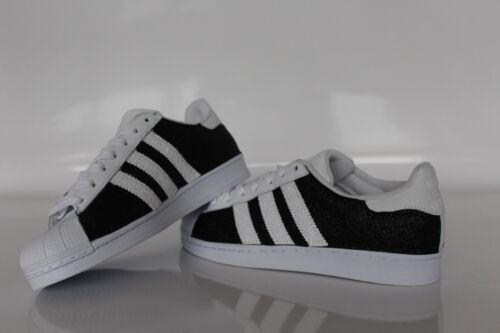 Adidas Glitter Fino Con Scarpe Superstar Nero dvFdO