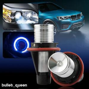 Xenon White BMW LED Angel Eyes Marker Upgrade Light Bulbs 3W E39 E60 E61 E65 X5