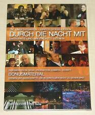 DURCH DIE NACHT MIT DVD christoph schlingensief franka potente michel friedman