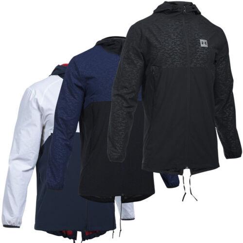 Under Armour Sportstyle Fishtail Jacket Herren Wind Jacke Wetterjacke 1299147