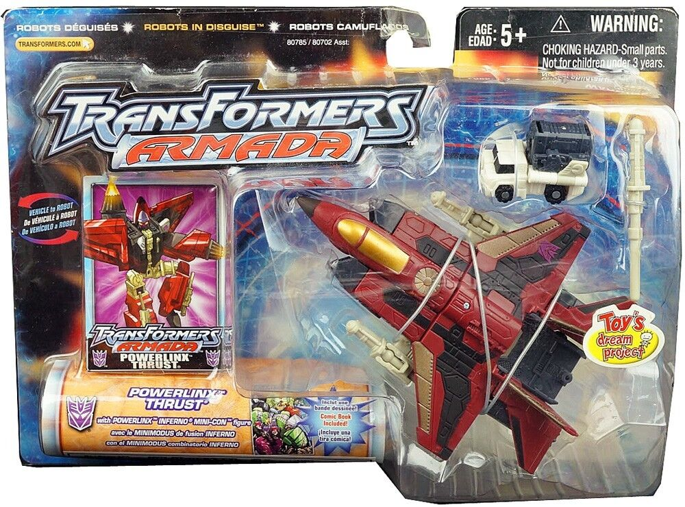 Transformers  Armada powerlinx poussée Exclusive Action Figure  commandez maintenant profitez de gros rabais
