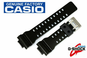 Casio-Genuine-G-Shock-Replacement-Black-Gloss-Band-for-G8900A-1-Part-No-10400709