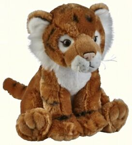 Aimable Ravensden Peluche Tigre Assis 26cm - Fr005t Doux Ourson Animaux Peluche Jungle