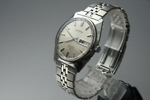 Vintage-1968-JAPAN-SEIKO-LORD-MATIC-WEEKDATER-5606-7000-23Jewels-Automatic