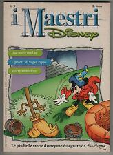 I MAESTRI DISNEY N. 9 disney italia 1998 PAUL MURRY