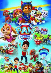 Paw-Patrol-Kids-DIY-5D-Diamond-Painting-Embroidery-Cross-Craft-Arts-Wall-Dero