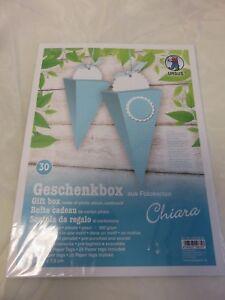 Creativsets Geschenkbox Geschenktasche Kommunion Firmung Konfirmation Geburtstag Karten