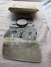 Renault 21 Mirror Glass Heated Right Hand Side New Genuine 7701366264