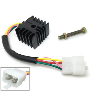 Details about Regulator Rectifier For Honda CL 350 360 450 CJ 360 SL 350  Twins Motorcycle NEW