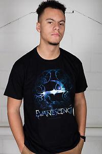 Official-Evanescence-Brilla-Forever-Logo-T-Shirt-Unisex-Open-Door-Fallen