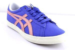Details zu Asics Onitsuka Tiger FABRE BL-S CV Damen Sneaker Halbschuhe  Schuhe Blau EUR 38