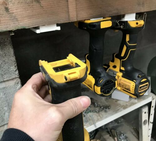PowerRax 4 Pack Torche scie circulaire Dewalt Outil Cintre pour 18 V XR outil clou