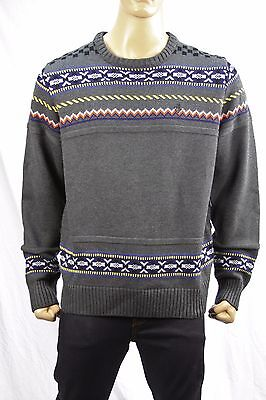 MEN`S NEW MARKS /& SPENCER CREW NECK COTTON BLEND JUMPER AUTHENTIC SWEATER TOP
